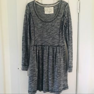 Anthropologie Dresses - Saturday Sunday Knit Dress Sz XS Long Sleeved